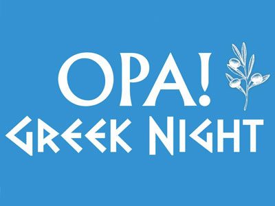 Greek Night at Yiayias